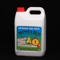 Monsta Bud 5L | Nutrient Additives | Ozi Tonic and Monsta Bud