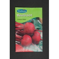 Beetroot Crimson Globe | Seeds | Watkins Vegetable Seeds