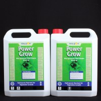 Power Grow 10L 2x5L A+B | Nutrients | Hydroponic Nutrients | Coco Nutrients  | Power Grow & Power Bud
