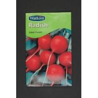 Radish Salad Crunch | Seeds | Watkins Vegetable Seeds