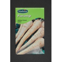 Parsnip Hollow Crown Select | Seeds | Watkins Vegetable Seeds
