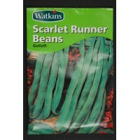 Scarlet Runner Beans Goliath | Seeds | Vegetables