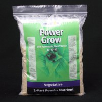 Power Grow 1.83kg A+B | Nutrients | Hydroponic Nutrients | Power Grow & Power Bud