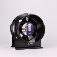 150mm Black Inline Fan Plastic Case  | Fans, Silencers | All Fans | Intake Fans | 150mm Fans