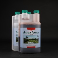 Aqua Vega A+B 2L (2x1L) Canna  | Nutrients | Hydroponic Nutrients | Canna Products | Canna Nutrients