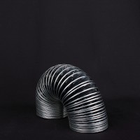 Ducting 100mm x 3m | Ducting | Nude Plastic Ducting
