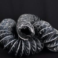 Ducting 100mm x 6m | Ducting | Nude Plastic Ducting