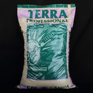 Terra Professional Soil 50L Canna  | Mediums | Canna Products | Canna Mediums | Potting Mix