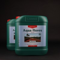 Aqua Flores A+B 10L (2x5L) Canna  | Nutrients | Hydroponic Nutrients | Canna Products | Canna Nutrients