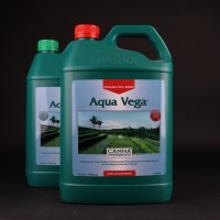 Aqua Vega A+B 10L (2x5L) Canna  | Nutrients | Hydroponic Nutrients | Canna Products | Canna Nutrients