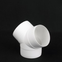 Ducting Y Joiner 100mm | Ducting | Ducting Fittings | Y Joiners