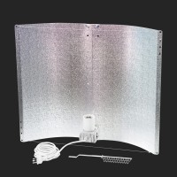Medium Adjust-A-Wing Avenger Shade with Lamp Holder | Shades &  Cool Tubes | Light Shades