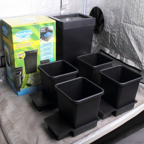 Autopot 4 Pot Module Hydroponic Gear Autopot Systems