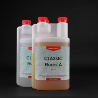 Classic Flores A+B 2L (2x1L) Canna  | Hydroponic Nutrients | Canna Products | Canna Nutrients | Nutrients