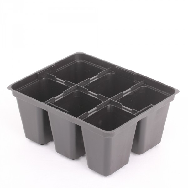 Punnet 6 Cell X5 Pots Trays Amp Planter Bags
