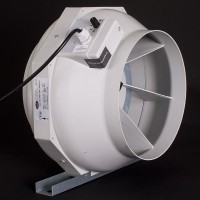200mm Can-Fan RK-W Thermostat Centrifugal | Fans, Silencers | 200mm Fans