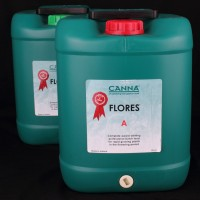 Classic Flores A+B 40L (2x20L) Canna  | Hydroponic Nutrients | Canna Products | Canna Nutrients