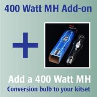 400W Kit MH Add-on | 400 Watt | MH Kit Options