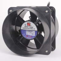 200mm Black Inline Fan Plastic Case | Fans, Silencers | All Fans | Intake Fans | 200mm Fans