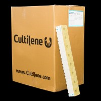25mm Hole Box of 480 x Cultilene Rockwool Cubes 75mm x 75mm x 65mm | Mediums | Propagation & Cloning | Rooting Gel, Scalpels & Substrates  | Hydroponic Mediums