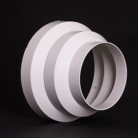 Plastic Reducer Joiner 150- 100mm | Ducting | Ducting Fittings | Ducting Reducers and Joiners