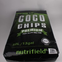 Nutrifield Coco Chips Premium Blend 50/50 | Mediums | Coco Coir Mediums | Nutrifield Products | Nutrifield Mediums | Coco Nutrients
