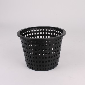 Black Wick 140mm | Pots, Trays & Planter Bags  | Pots | Wick Pots