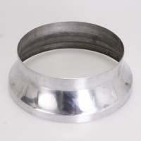 Aluminium Reducing Collar 350mm-315mm | Ducting | Ducting Fittings | Ducting Reducers and Joiners