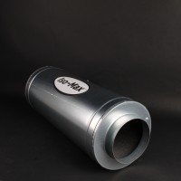 Iso-Max 150mm 3 Speed Silencer Fan | Fans, Silencers | All Fans | Exhaust Fans | Silencers | 150mm Fans
