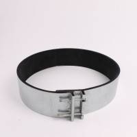 250mm Noise Reducing Clamp | Ducting | Ducting Fittings | Circlips and Clamps | Exhaust Fans | Silencers